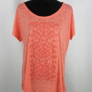 Columbia Semi Sheer T Shirt Size  XL
